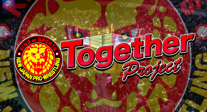 NJPW Together Project