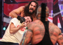 WWE Clarifies The Rules For 'Eye For An Eye' Match At Extreme Rules