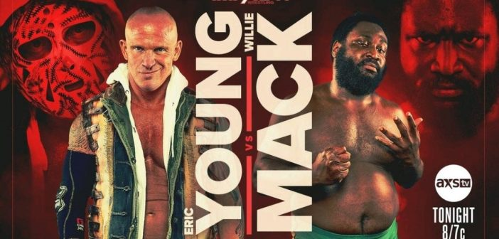 IMPACT Wrestling Results (8/11): Eric Young vs Willie Mack, Knockouts No DQ, Wrestle House Continues