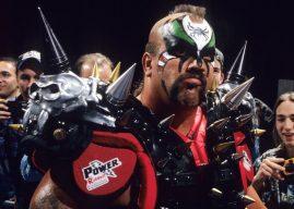 Tag Team Wrestling Icon 'Road Warrior Animal' Joe Laurinaitis Passes Away