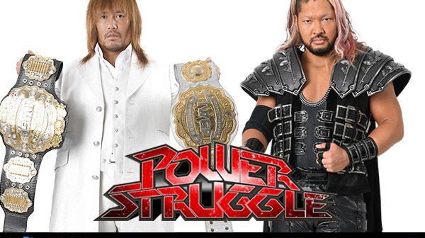 IWGP Double Title Match, Two Contract Defenses & More Announced For NJPW Power Struggle
