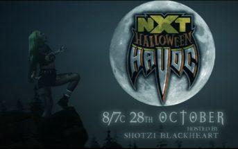 NXT Halloween Havoc