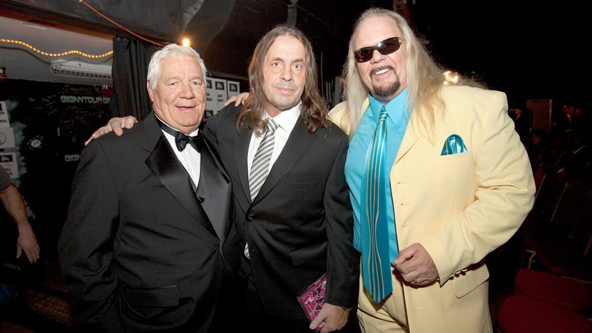 Pat Patterson WWE Legends