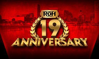 ROH 19th Anniversary