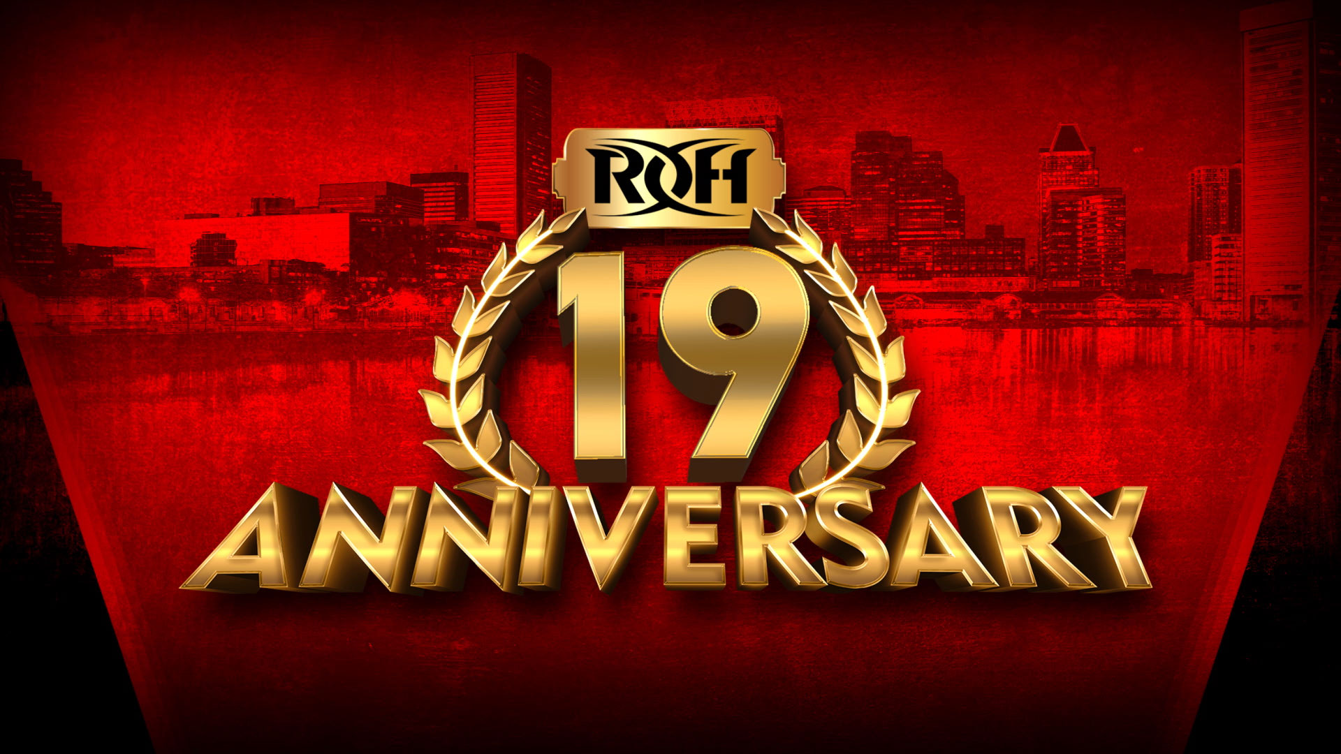 ROH 19th Anniversary PPV
