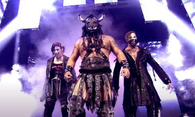 Black Taurus IMPACT Wrestling