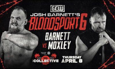 Josh Barnett's Bloodsport 6