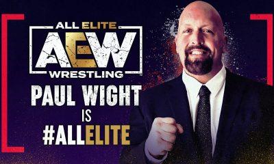Paul Wight AEW