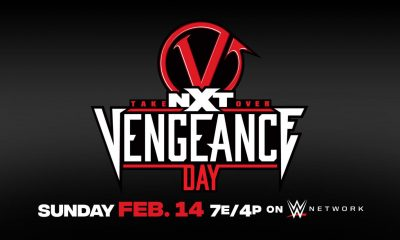 WWE NXT Takeover: Vengeance Day