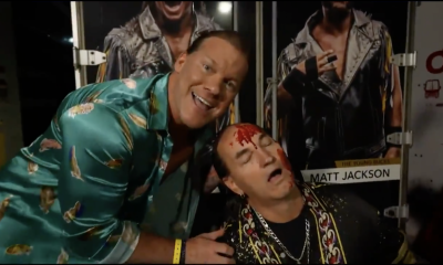 Chris Jericho & Papa Buck