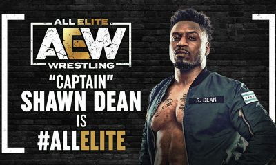 Shawn Dean AEW