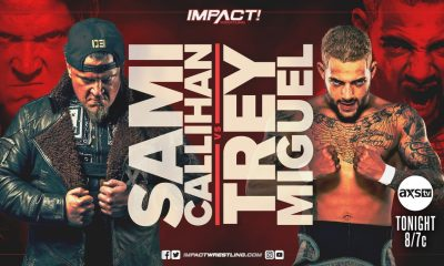3/16 IMPACT Wrestling Results