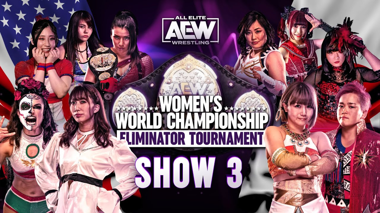 AEW Women's World Title Eliminator
