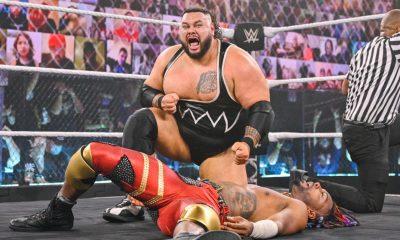 Bronson Reed WWE NXT