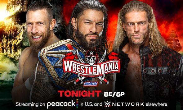 WWE Universal Championship Match