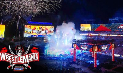 WWE WrestleMania 37