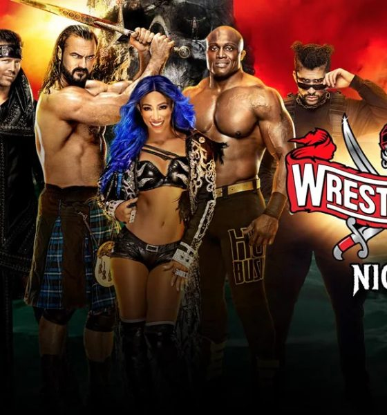 WWE WrestleMania 37 Night One