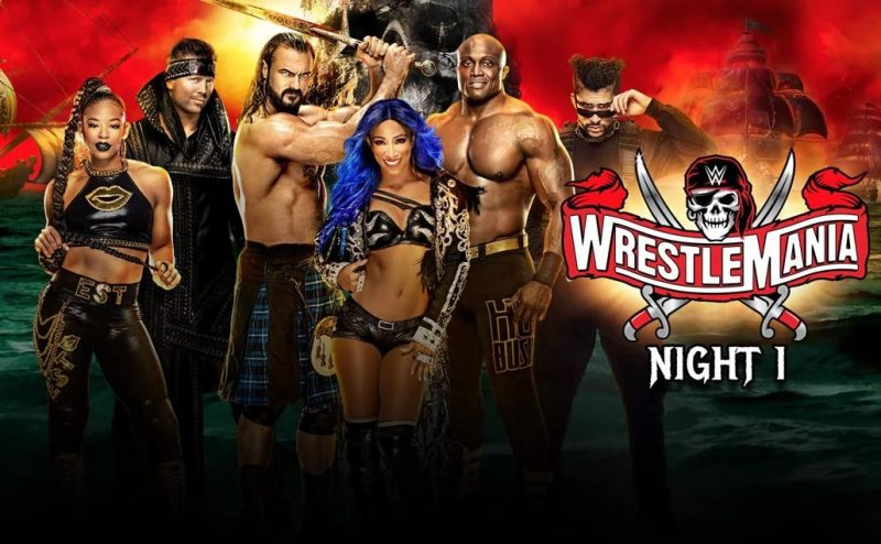 WWE WrestleMania 37 Night One